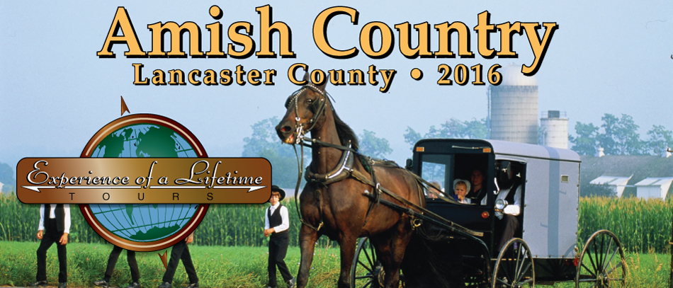 Amish Country Tour Header Image